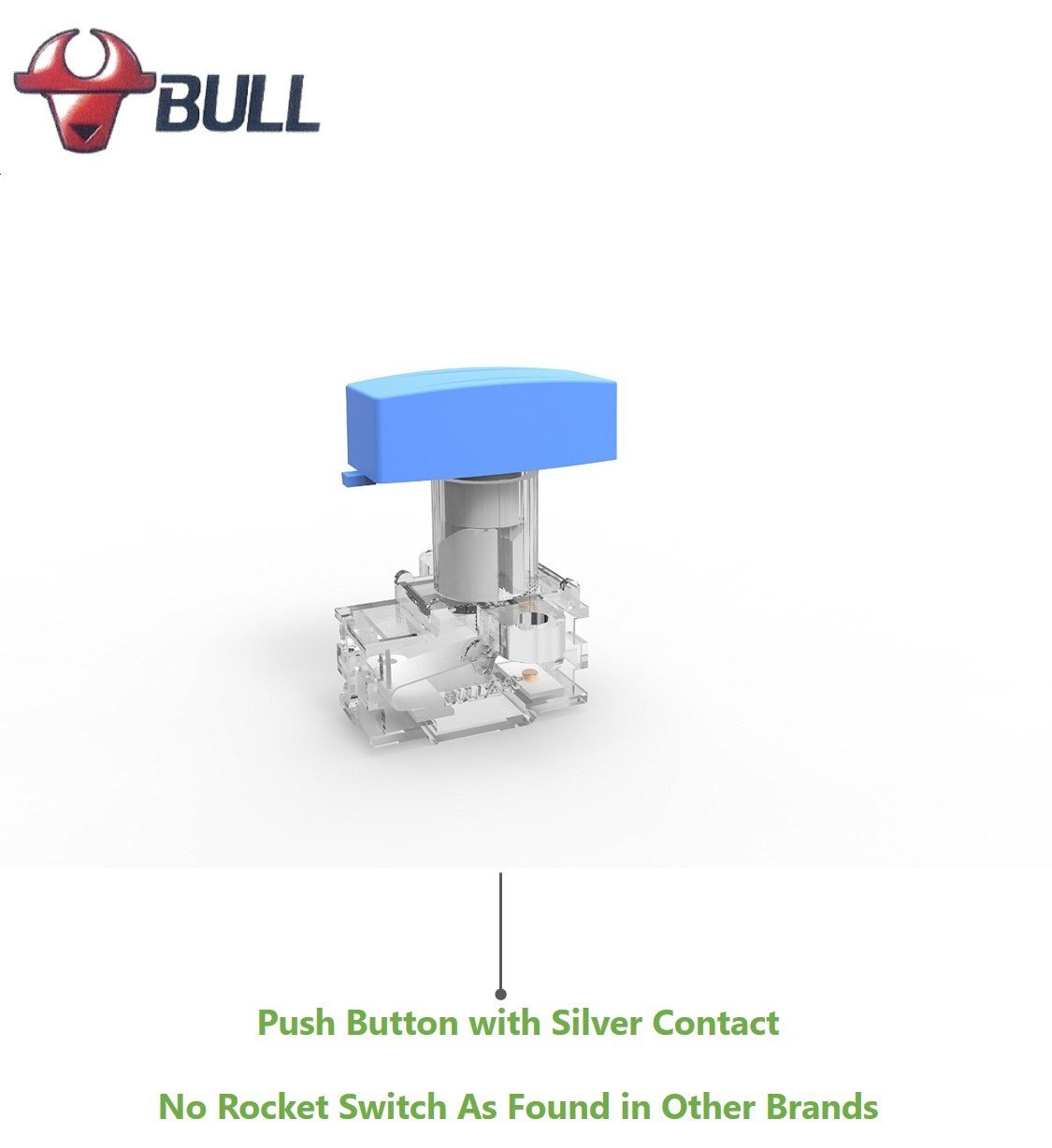 Bull 6 Way Extension Socket With Master Switch Indicator Led 4 Push Button