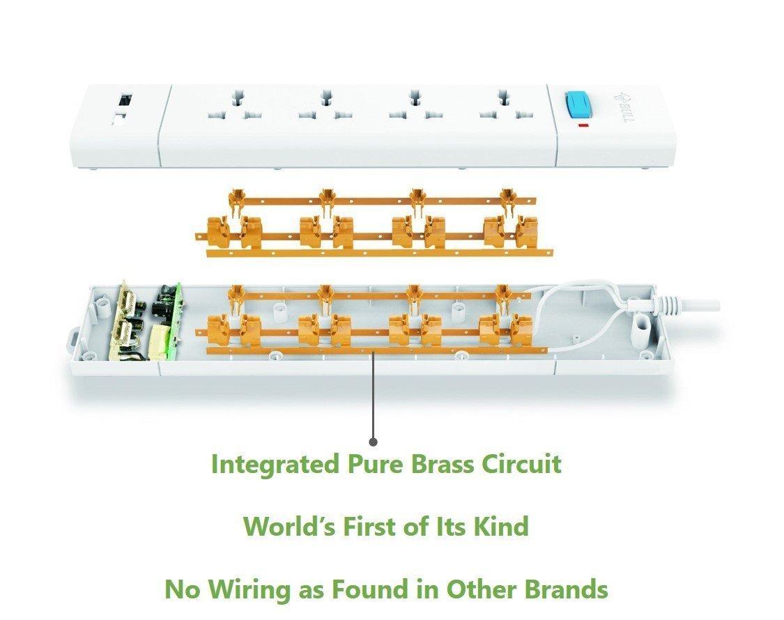 Bull 3 Socket1 Switch3 M Wire Extension Board Fatcherry Pin Socket Wiring Diagram
